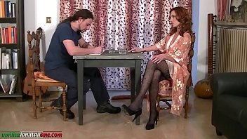 Bokep Maintenance Works Ep1 First Part - Pantyhose Foot Fetish