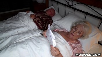 Bokep Granny cheating on her hubby with a younger guy