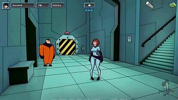 Cartoon Video Game Amity Park Danny Phantom Uncensored Episode 4 ghostly blowjob