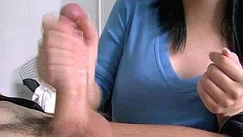 Sperm Load on Amateur Teen Brandi Belle Hand