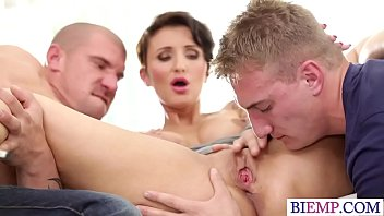 Bi sexual cuckold with hotwife