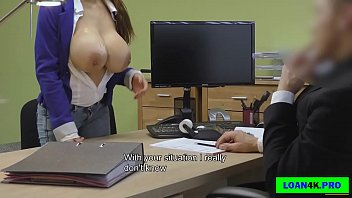 when you have big tits finance is easy
