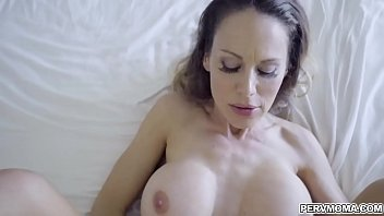 Porno Mckenzie Lee goes wild while having sex with horny stepson