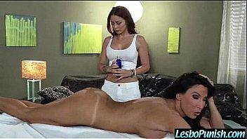 Hot Lesbian Get Hard Punish With Sex Toys By Mean Lez Girl (lezley&monique) vid-26