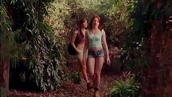 running in the jungle