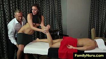 Husband wife sex massage