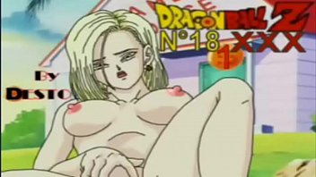Dragon Ball Z XXX - Android 18 AND Krillin - (Premature ejaculation...) ufff uhbiuujuhhvvhiikjbvhhgfeeetyuibvcvkokhcg