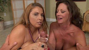 XXX Porn Mom's 2 Friends