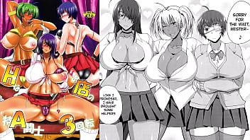 MyDoujinShop - Kyuu Toushi 3 Ikkitousen Read Online Porn Comic Hentai