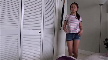 Big Brother Fucks Little Asian Sister
