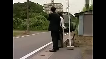 Tsukamoto in commuter bus molester japanese super sex