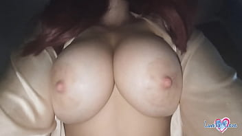 BigTits Milf gets creampied - Impossible not to cum inside her Pussy
