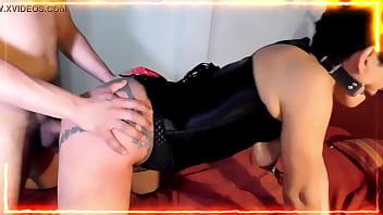 Bokep deja a la mama marcada  a golpes ,muy fuerte  anal ,y la  hace  grabar  por otro  para vender  el video
