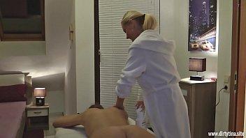 XXX Mom need a Massage and a horny fuck