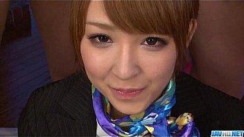 Porno Bokep Hikaru Shiina loves to swallow after a good oral