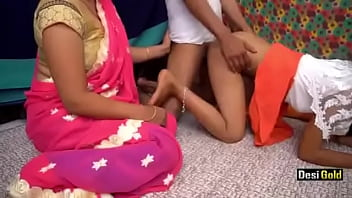 Bhabhi Got Her Husband's Sister Fucked By Own Lover || Great Hindi Voice Indian Porn