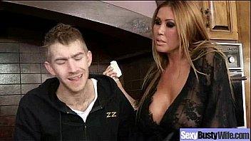 (kianna dior) Busty Hot Mature Housewife Get Sluty In Hard Sex Scene mov-19