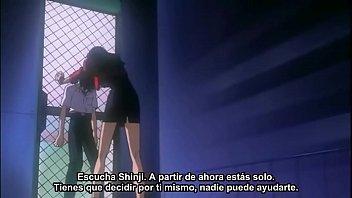 Evangelion película (subtitulado)