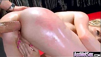 Big Ass Girl (courtney cummz) Get Oiled And Analy Nail vid-12