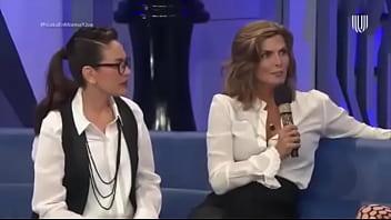 TV live show tits