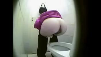 Bokep Spy wc