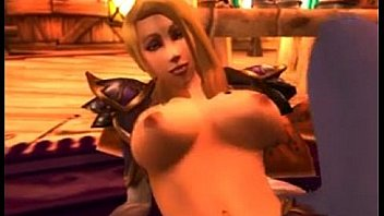 World of Warcraft: Jaina lesbian fuck