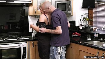 Bokep Husband caught cheating in the kitchen