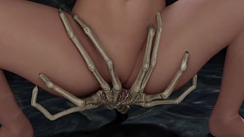 Facehugger action