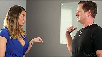 Bokep Wife cheating with the ex-husband - Brooklyn Chase