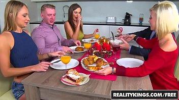 RealityKings - Sneaky Sex - Dick For Dinner