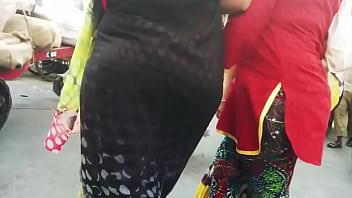 Candid Desi Sexy Ass Captured