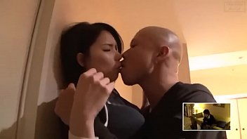 Asian Wife Accepts Couple To Be Fucked
