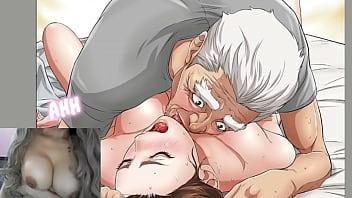 Narrando y cachondeandome con un anime hentai Mujer Fatal CHAPTER 4