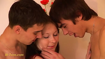 young bisexual teens