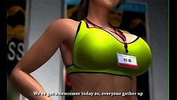 Umemaro 3D Vol 16 Sexy Trainer Shoko Sugimoto  (Eng Sub)