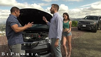 Bisexual Couple Rescues Man After Car Breaks Down