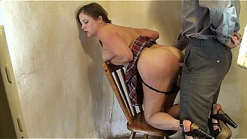 Bokep lazy babysitter takes it in the ass