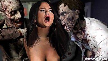 Walking Dead Monsters Fuck Celebs