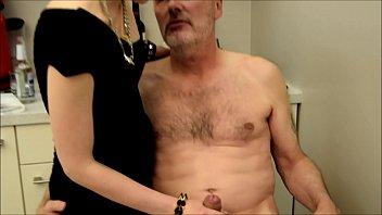The whore Angel dominate pervert Ulf Larsen