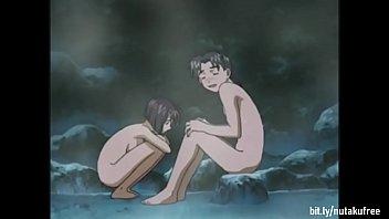 Anime stepsiter fucked in river