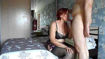 Porno Bokep Домашнее видео зрелой мамки Али из Иркутска