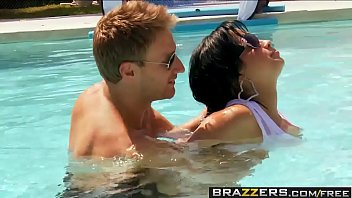 Bokep XXX Brazzers - Big Tits In Sports - Water Polo Ho scene starring Abella Anderson and Levi Cash
