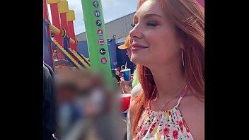 Bokep Flashing Makes Redhead Teen Lacy Lennon Ready To Fuck For Social Media Story