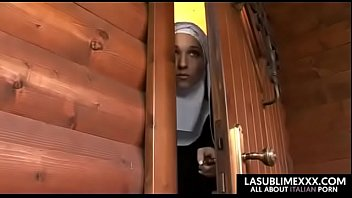 Bokep Nun getting tempted and having a wonderful sex with worker