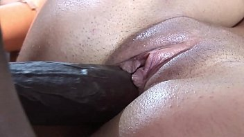 Big Black Cock Adventure with a Huge Black Dick and Tight Pussy Big fake Boobs Slut in a hard and rough hardcore xxx porn scene together to cum and make viewers cum with them
