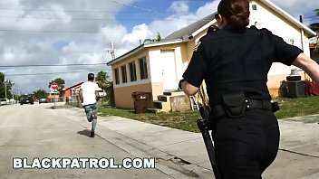 BLACK PATROL - Don't be black and suspicious around the cops, or else