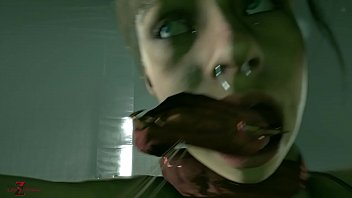 Licker abused Claire RE2