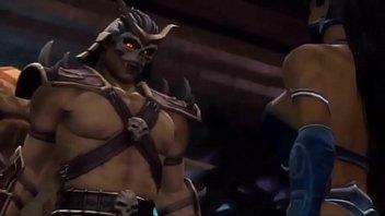 Mortal Kombat (part 1)