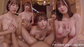 Japanische erwachsene Filmschauspieler gehen in die Klasse, um Sex Teil 2 zu unterrichten