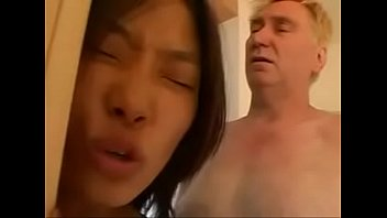 Asian Japanese Teeny Anal Fucked From Old Man